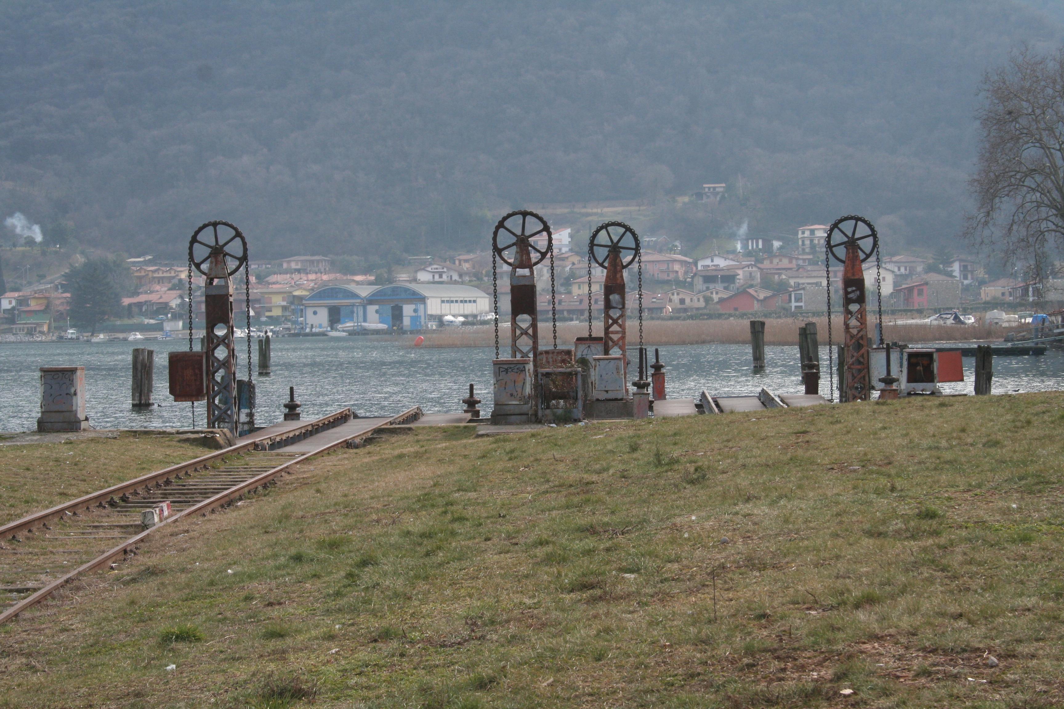 Sopralluogo cantiere, Gennaio 2010